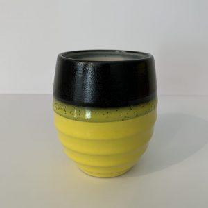 Potsfink – Becher Gelb