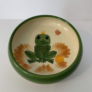 Schwendener – Kinderteller Grün Froschkönig