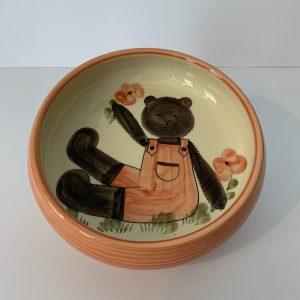 Schwendener – Kinderteller Rosa Bär