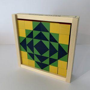 Atelier Fischer – Klötzlimosaik, 36 Klötzli