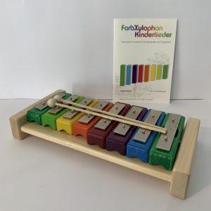 Karo Holzspielwaren – Farbenxylophon