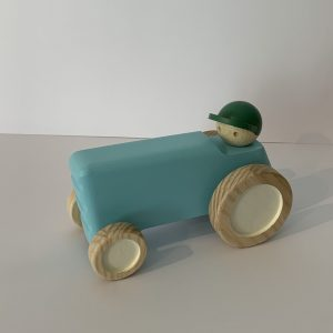 Heimstätten Wil – Traktor Blau