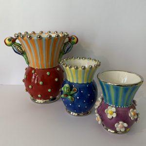 Kathrin Nigg – Vasen bauchig