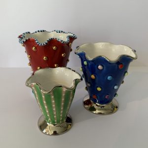 Kathrin Nigg – Vasen trichterförmig
