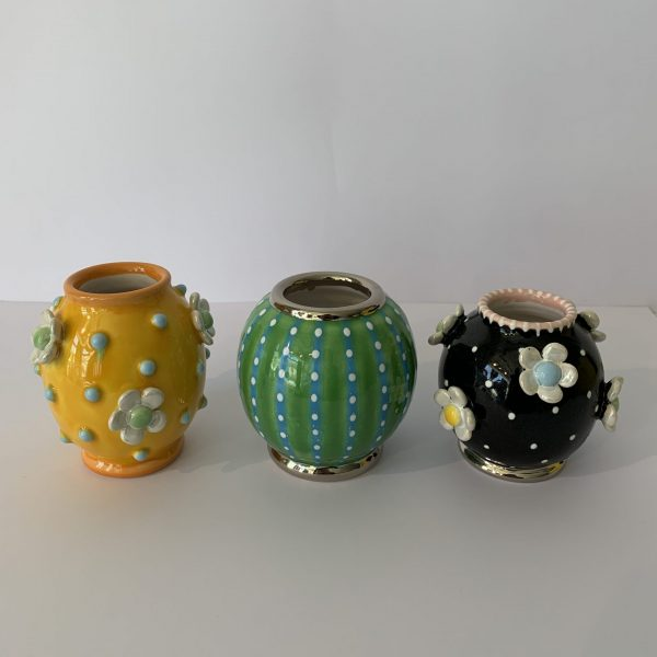 Kathrin Nigg – Vasen kugelförmig
