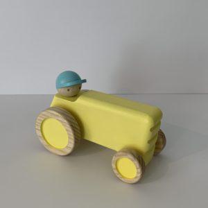 Heimstätten Wil – Traktor Gelb