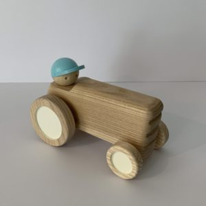 Heimstätten Wil – Traktor Natur