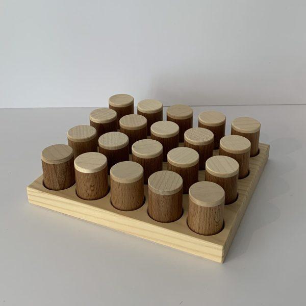 Karo Holzspielwaren – Geräusch-Memory