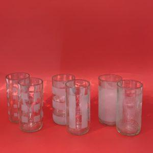 Glasart – Wassergläser klein