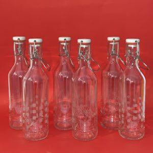 Glasart – Bügelflaschen 75cl