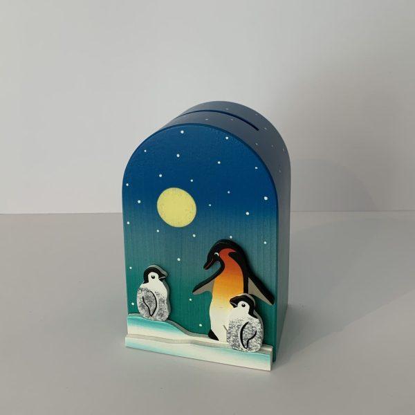 Weizenkorn – Sparkässeli Pinguin