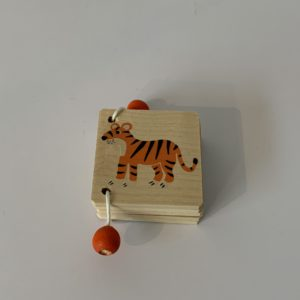 Kiener – Holzbüechli Wilde Tiere