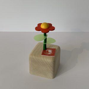 Kiener – Klangwürfel Rote Blume