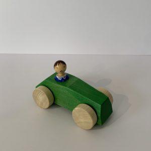 Weizenkorn – Auto grün