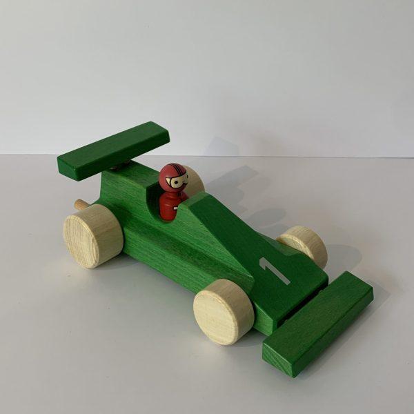 Weizenkorn – Rennwagen grün
