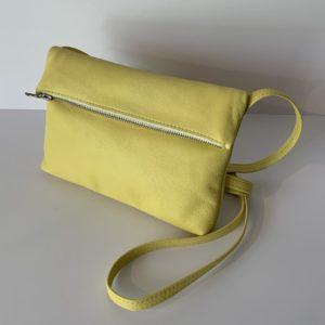 Bubble – Handtasche mini gelb