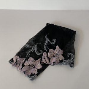Henggeler – Pulswärmer schwarz – lila
