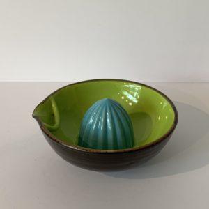 Potsfink – Zitronenpresse grün-hellblau