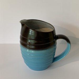 Potsfink – Krug 1L Blau