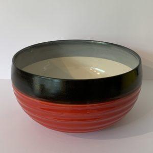 Potsfink – Salatschüssel rot