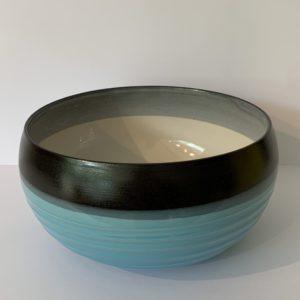 Potsfink – Salatschüssel blau