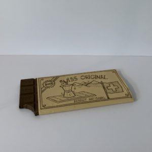 Rappo – Untersetzer Schokolade