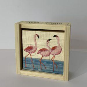 Atelier Fischer – Klötzlipuzzle Zootiere