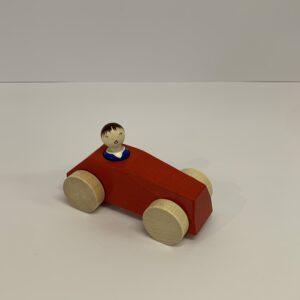 Weizenkorn – Auto rot
